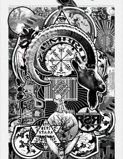 Zumbro Poster 2012